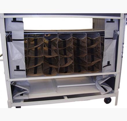 Dynamic Vertical Storage Unit